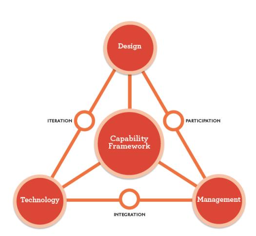 capability model plus enablers